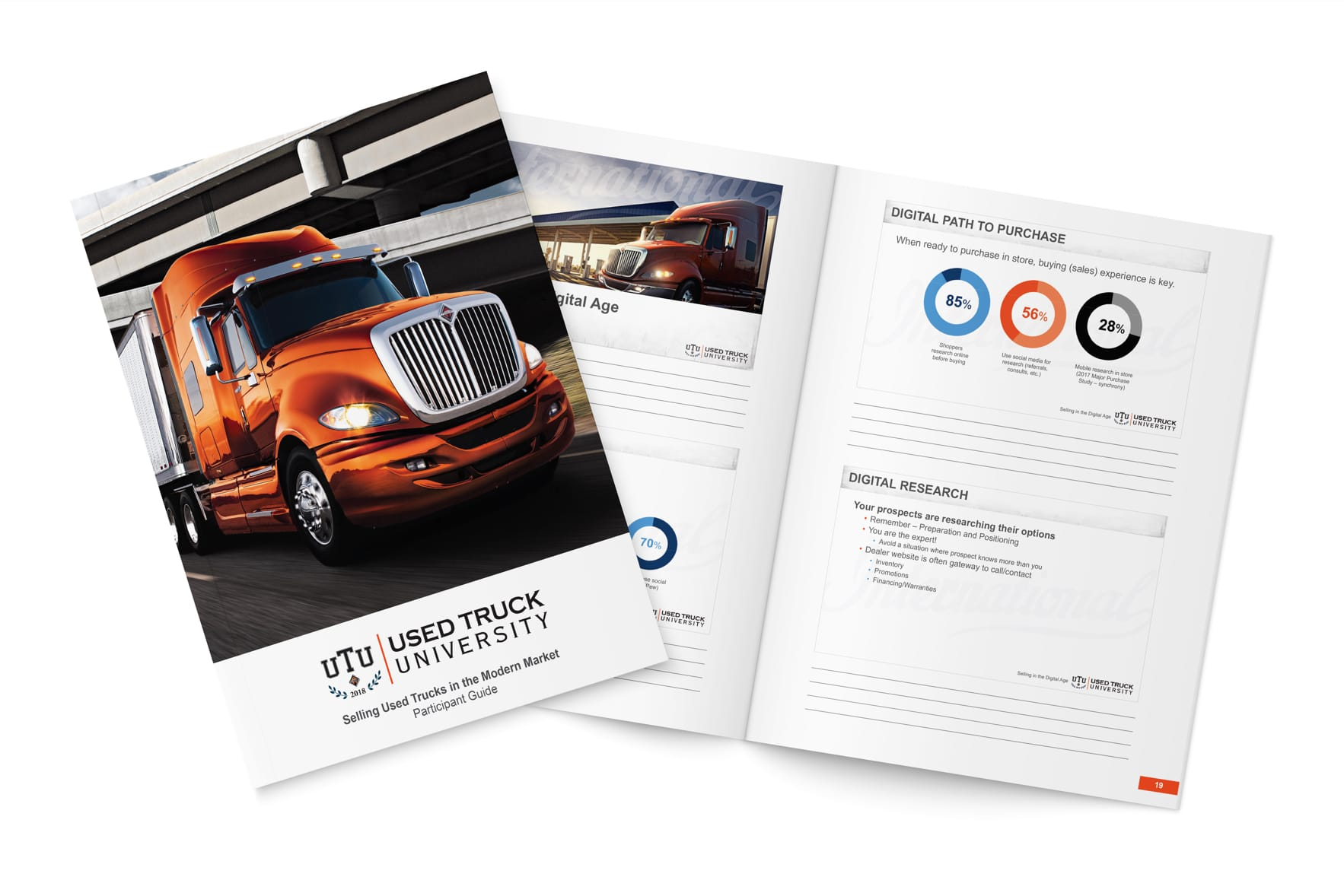 NAVISTAR TRAINING MODULES