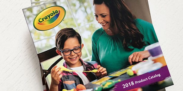 Crayola Product Catalog