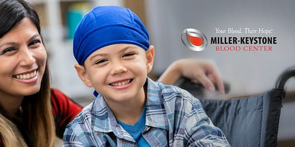Miller-Keystone Blood Center Website