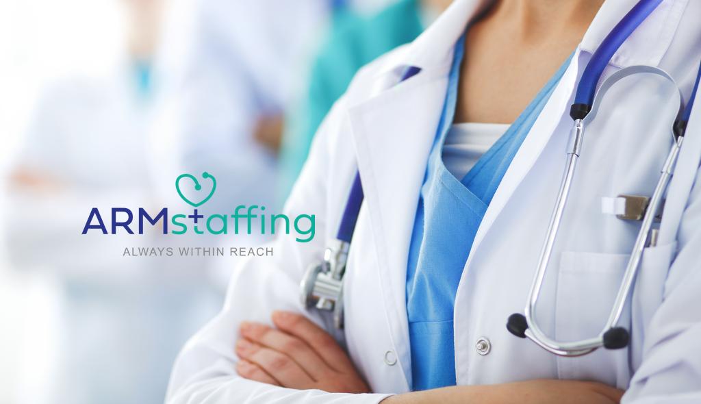 ARMstaffing Branding & Website